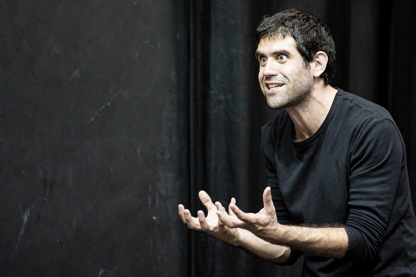 Mistero buffo con Matthias Martelli in sostituzione di The Gag Fathers all'Arena del Sole Roccabianca