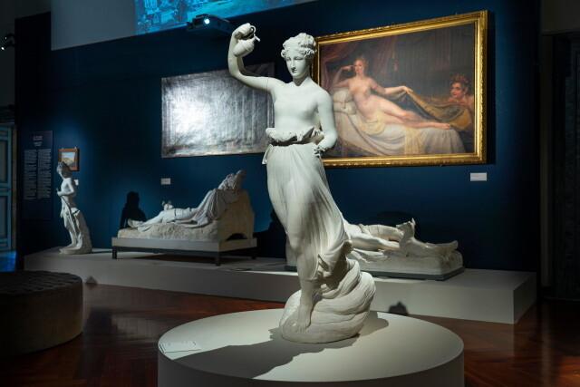 """""""Canova. Eterna bellezza"""" al Museo di Roma"""