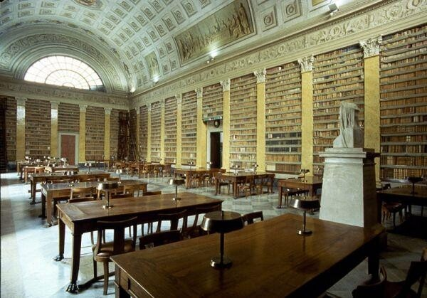 Biblioteca Palatina: apertura straordinaria