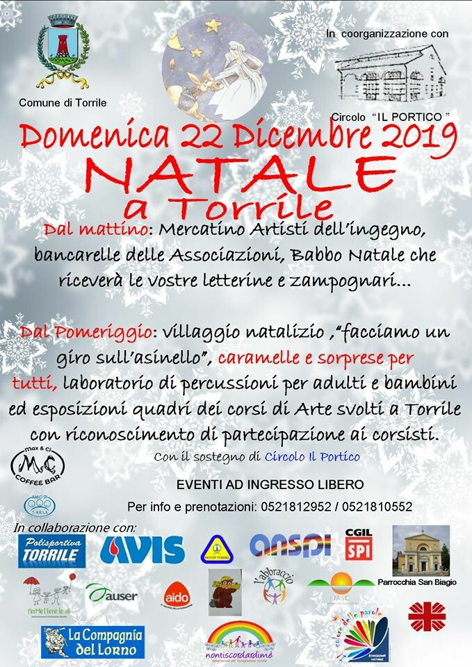 Natale a Torrile