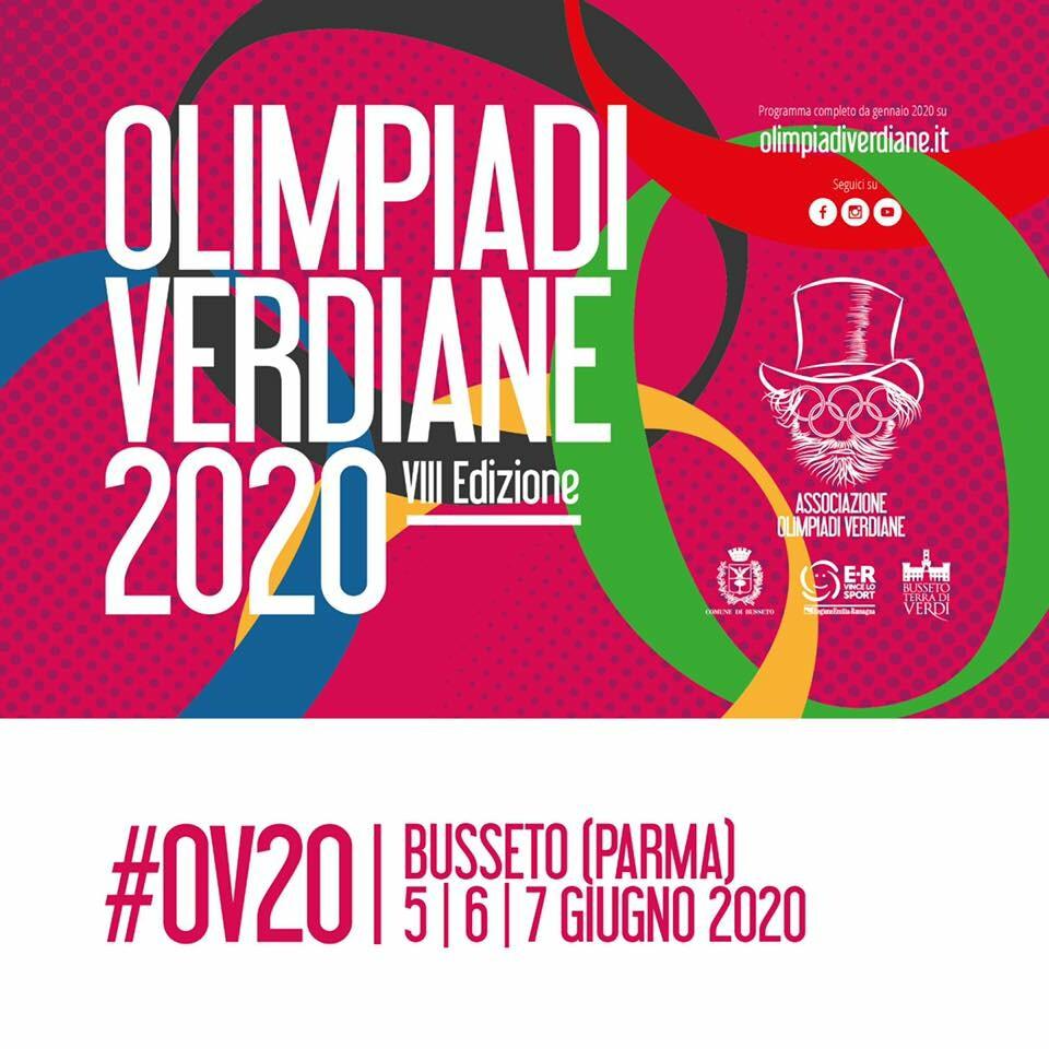 Olimpiadi verdiane 2020