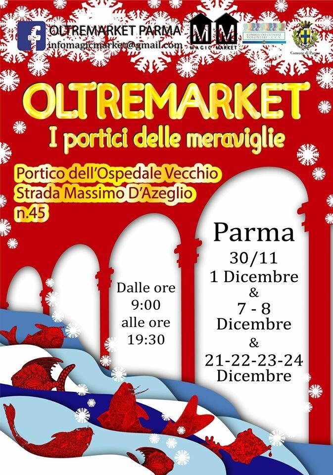 OltreMarket - i portici delle Meraviglie di Parma