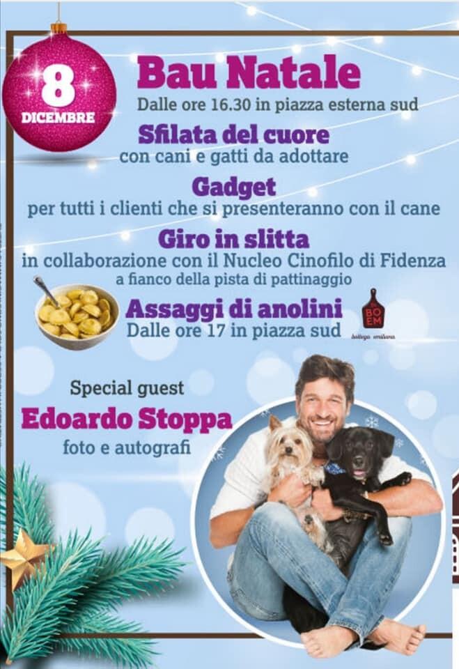 Bau Natale con Edoardo Stoppa