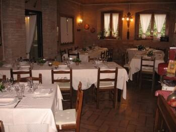 Cenone di San Silvestro all'Osteria La Maestà di Lesignano