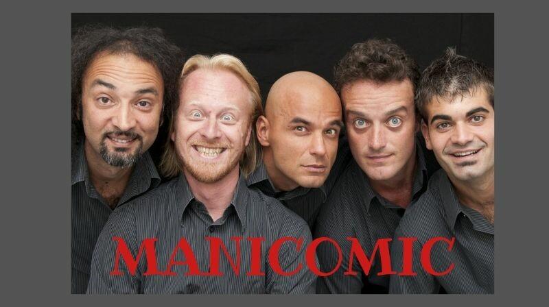 """Lo spettacolo """"Manicomic"""" al Teatro Arena del Sole di Roccabianca"""