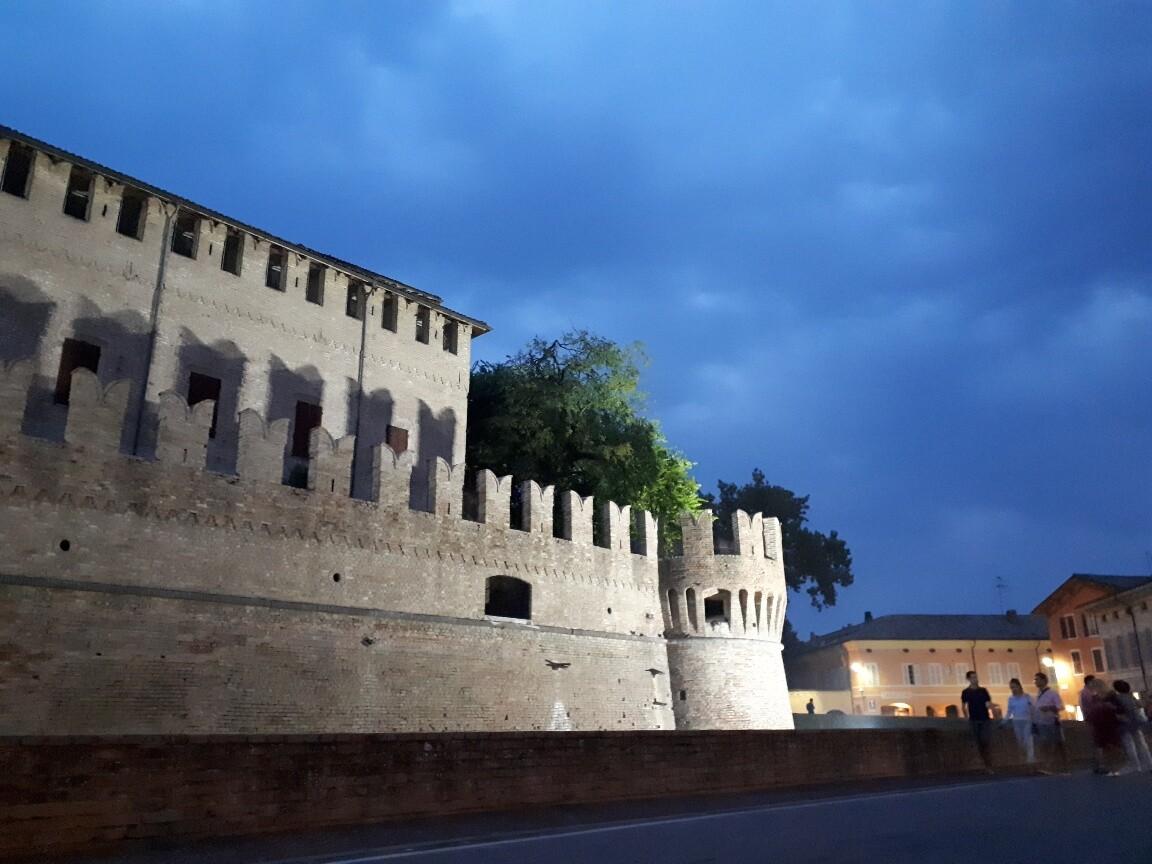 Primo dell'Anno con Brindisiore 17 in Rocca Sanvitale