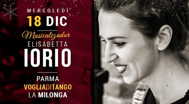 Milonga Voglia di Tango Tdj Elisabetta Iorio