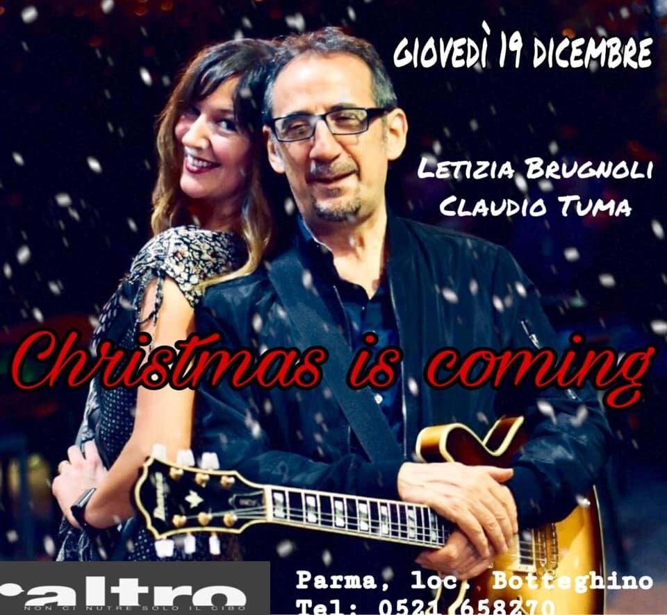 Concerto di Claudio Tuma e Letizia Brugnoli da ALTRO