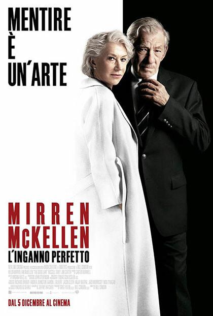 L'INGANNO PERFETTO Regia: Bill Condon con Helen Mirren, Ian McKellen al cinema Grand'Italia