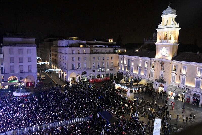 Inaugurazione di Parma 2020:  tre giorni di eventi, tra mostre, concerti, performance e teatro.