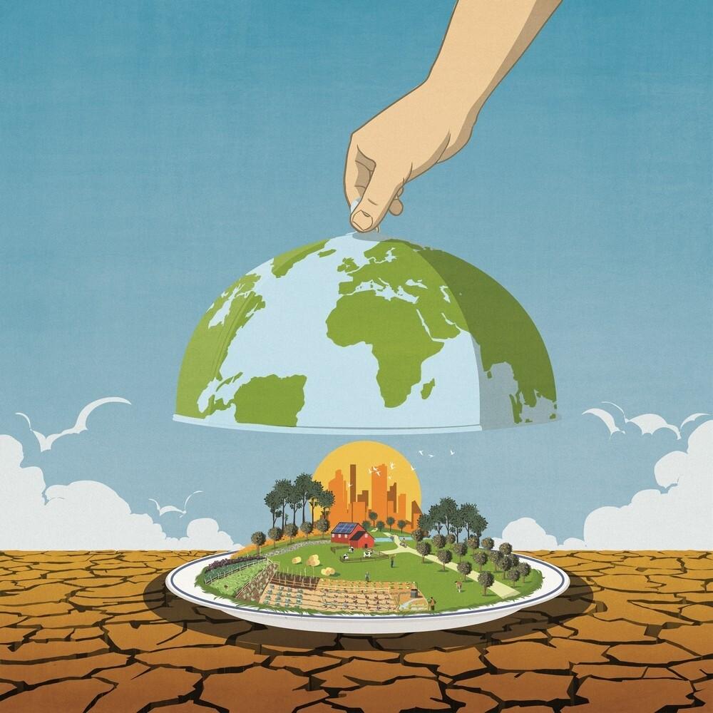 Noi, il Cibo, il Nostro Pianeta: alimentiamo un futuro sostenibile