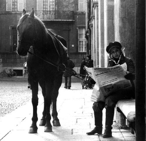 Parma è la Gazzetta. Cronaca, cultura, spettacoli, sport: 285 anni di giornalismo, mostraa Palazzo Pigorini