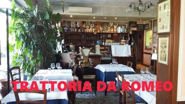 Festeggia l'ultimo dell'anno alla Trattoria Da Romeo, nel segno della tradizione
