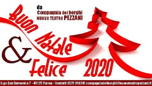 UN UOVO PER DUE - Speciale Feste di Natale e San Silvestro al Teatro Pezzani