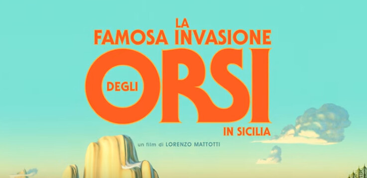 """""""LA FAMOSA INVASIONE DEGLI ORSI IN SICILIA"""" al cinema LUX"""
