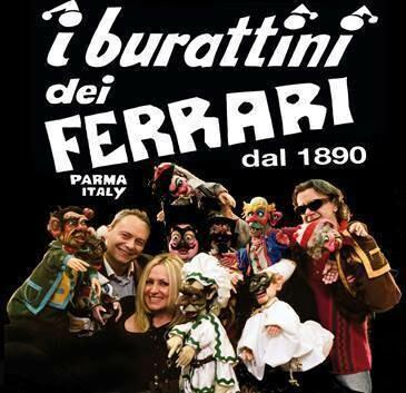 La Compagnia I Burattini dei Ferrari è lieta di invitarVi  Museo Giordano Ferrari