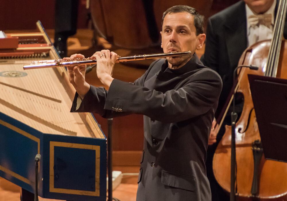 Mozart, Schubert, Haydn con il flautista e direttore Giampaolo Pretto e l'Orchestra dell'Emilia-Romagna Arturo Toscanini