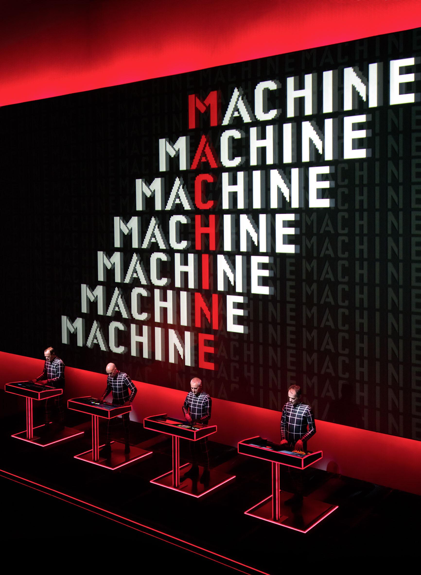 KRAFTWERK 3-D  I pionieri della musica elettronica  al Regio