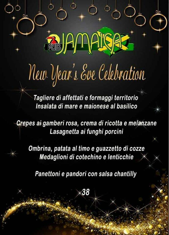 Capodanno 2020 al Jamaica