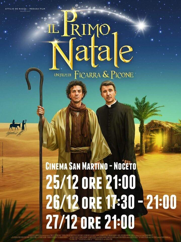 IL PRIMO NATALE   al cinema San Martino
