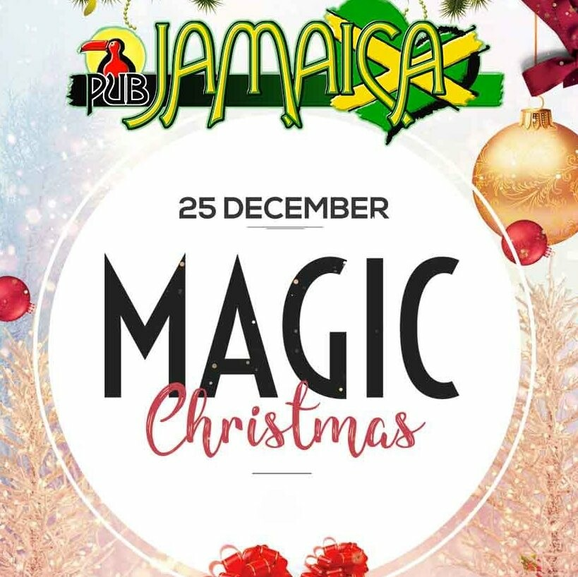 Al JAMAICA PUB PARMA MAGIC CHRISTMAS