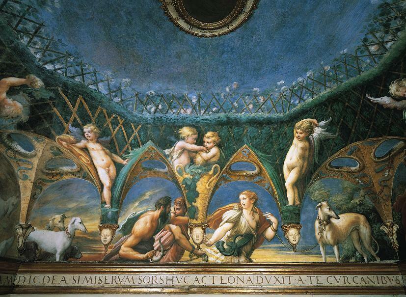 Visita a  Fontanellato il Castello e l'Affresco del Parmigianino