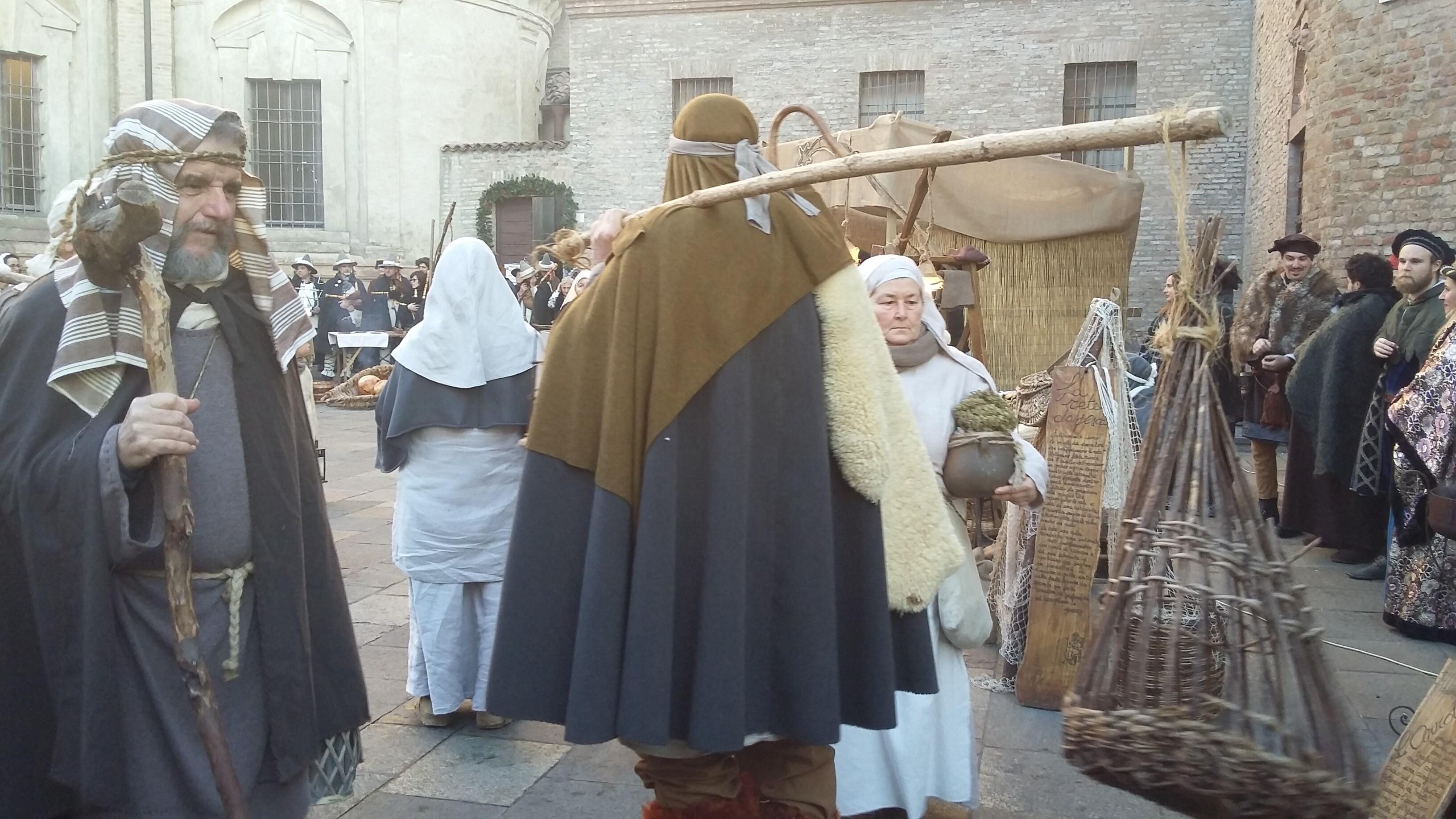 Corteo dei Magi a Parma