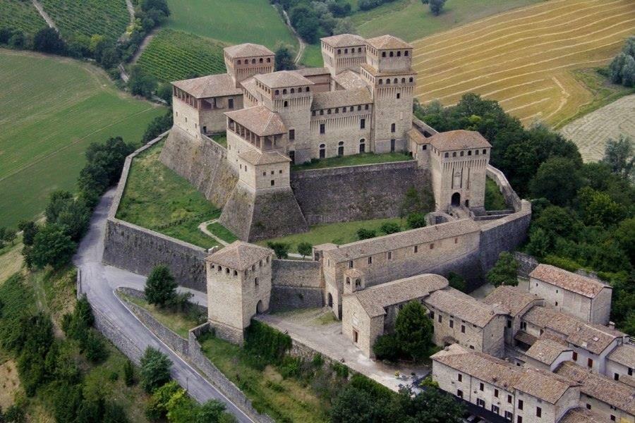 Aperture del castello di Torrechiara (domenica ingresso gratuito)