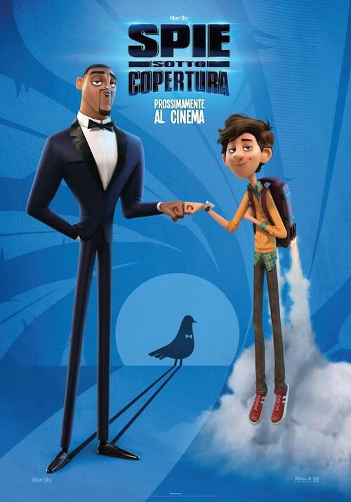 SPIE SOTTO COPERTURA Regia: Nick Bruno, Troy Quane al cinema Grand'Italia