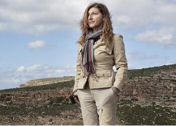 Per la rassegna 'Dei diritti e dei doveri':Giusi Nicolini, già sindaco di Lampedusa e Linosa.