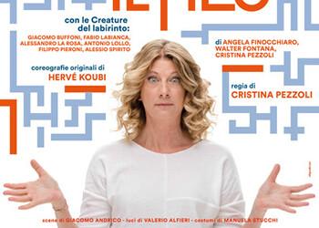 'Ho perso il filo' con Angela Finocchiaro, in cartellone al teatro Crysta