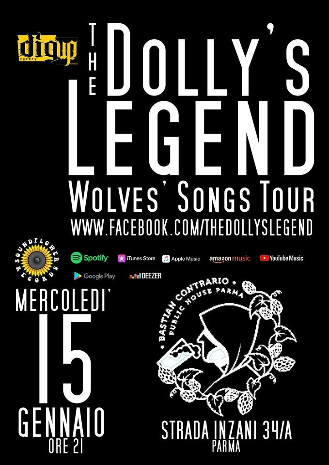The Dolly's Legend a Parma al Bastian Contrario