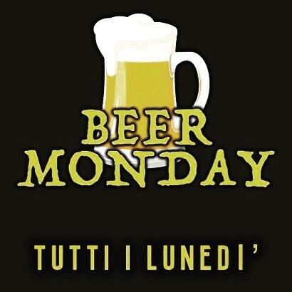 BEER MONDAY DI SANTILARIO all'Highlander pub