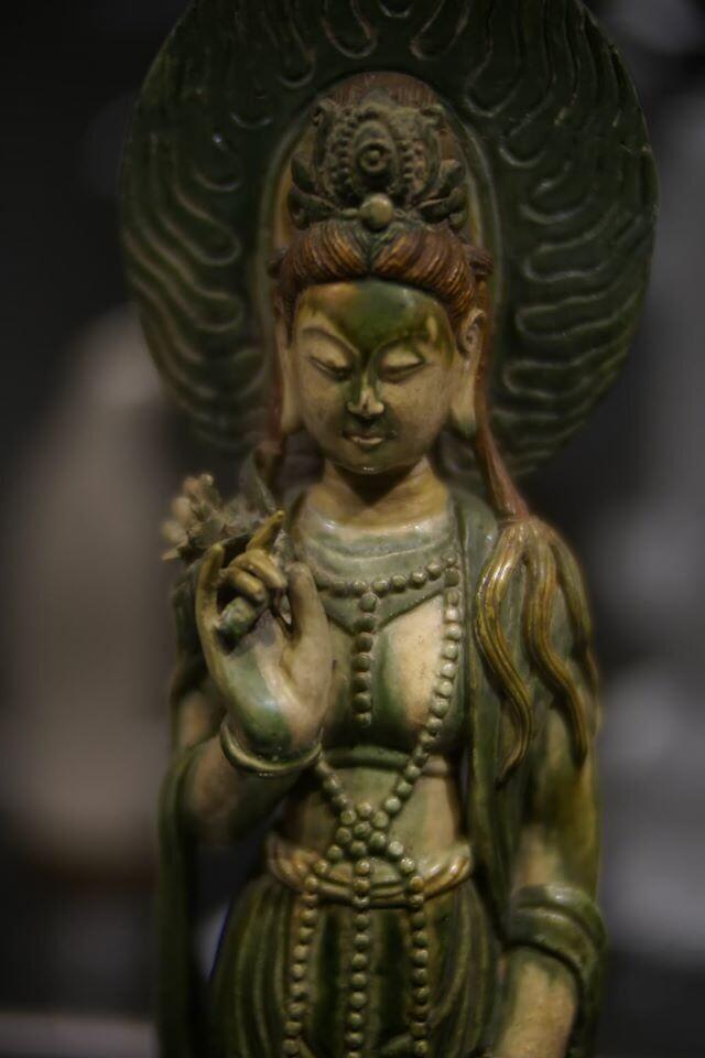 """""""Canto delle Origini"""" spettacolo al Museo Cinese"""