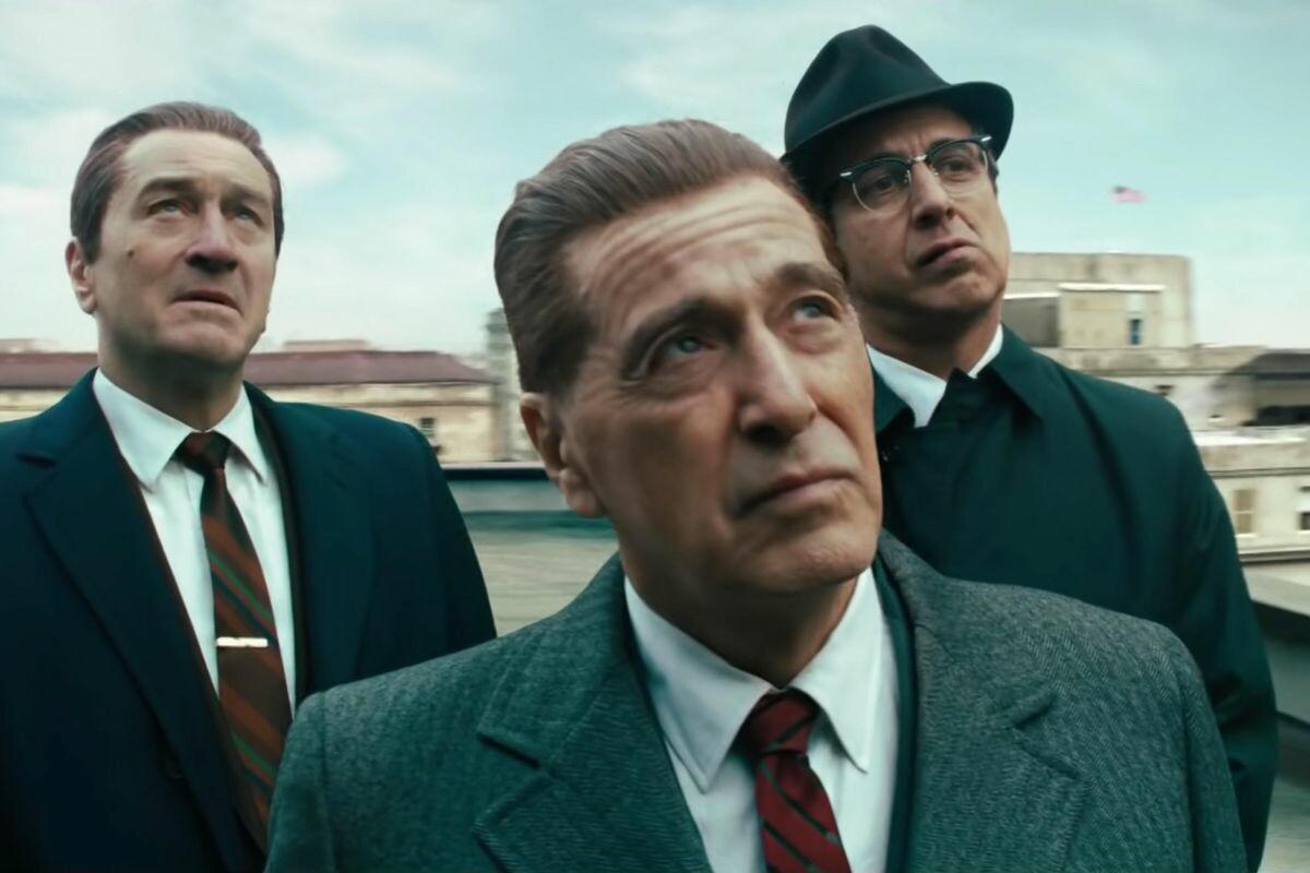 THE IRISHMAN  Candidato a 9 Premi Oscar  di Martin Scorsese. Vers. Originale con sott. italiani al cinema Astra