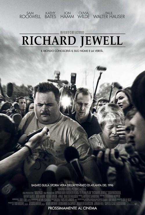 RICHARD JEWELL regia: di Clint Eastwood al cinema Grand'Italia