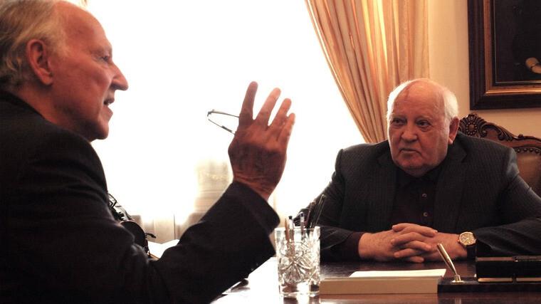 HERZOG INCONTRA GORBACIOV di Werner Herzog  (Gran Bretagna, 2018 - 90') al Cinema Edison