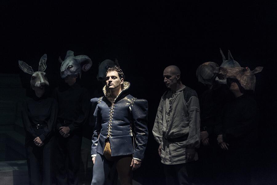 MANDRAGOLA di Niccolò Machiavelli al Teatro Due