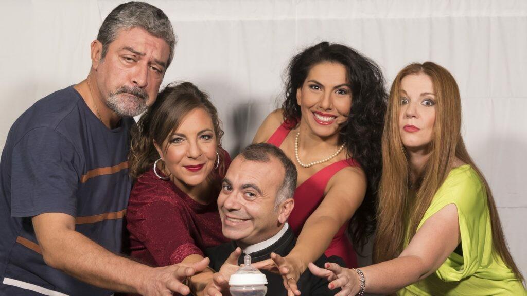 SPOSATO SENZA FIGLI in scena al Nuovo Teatro Pezzani