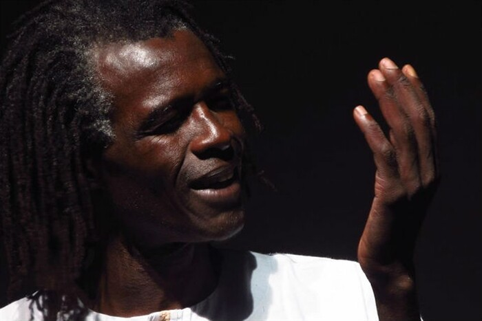 Mohamed Ba al Centro Giovani Esprit