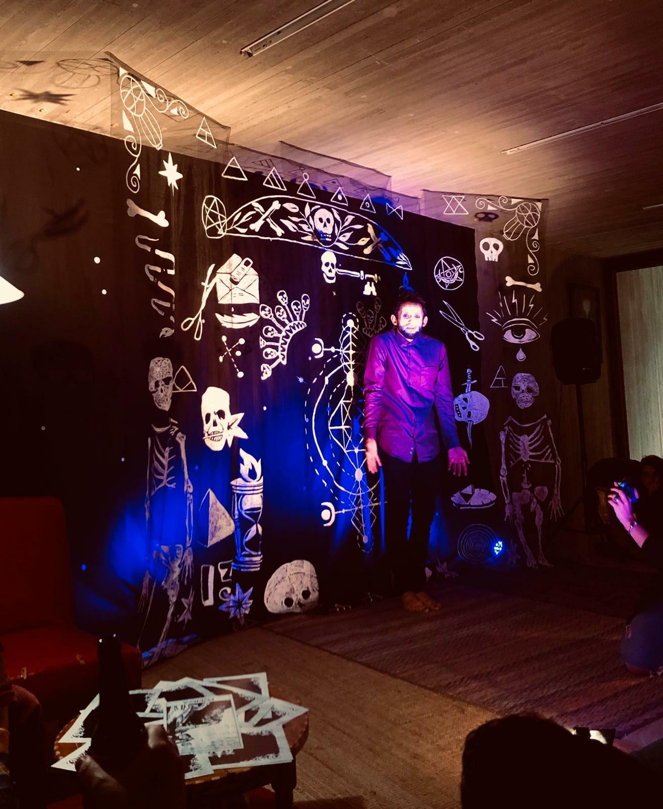 Gestualità e magia dalla Spagna alla Corte di Giarola: Diego Ingold ospite dei TraAttori