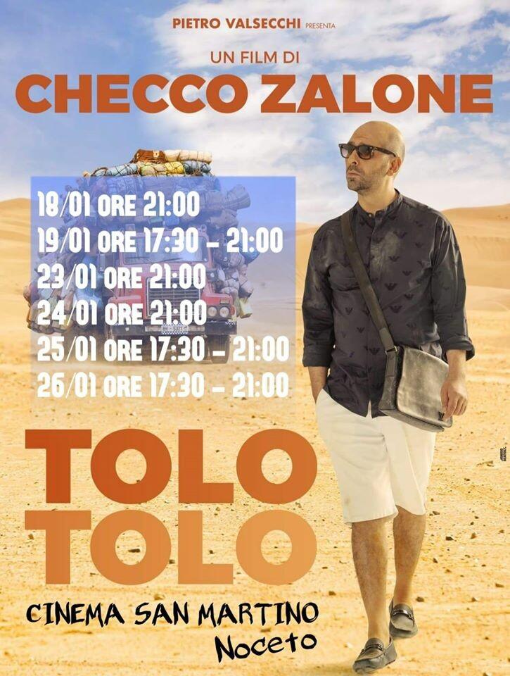 TOLO TOLO  al cinema San Martino