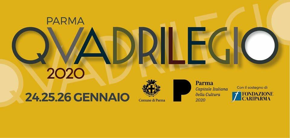 QuadrilegiO per Parma Capitale Italiana della Cultura 2020