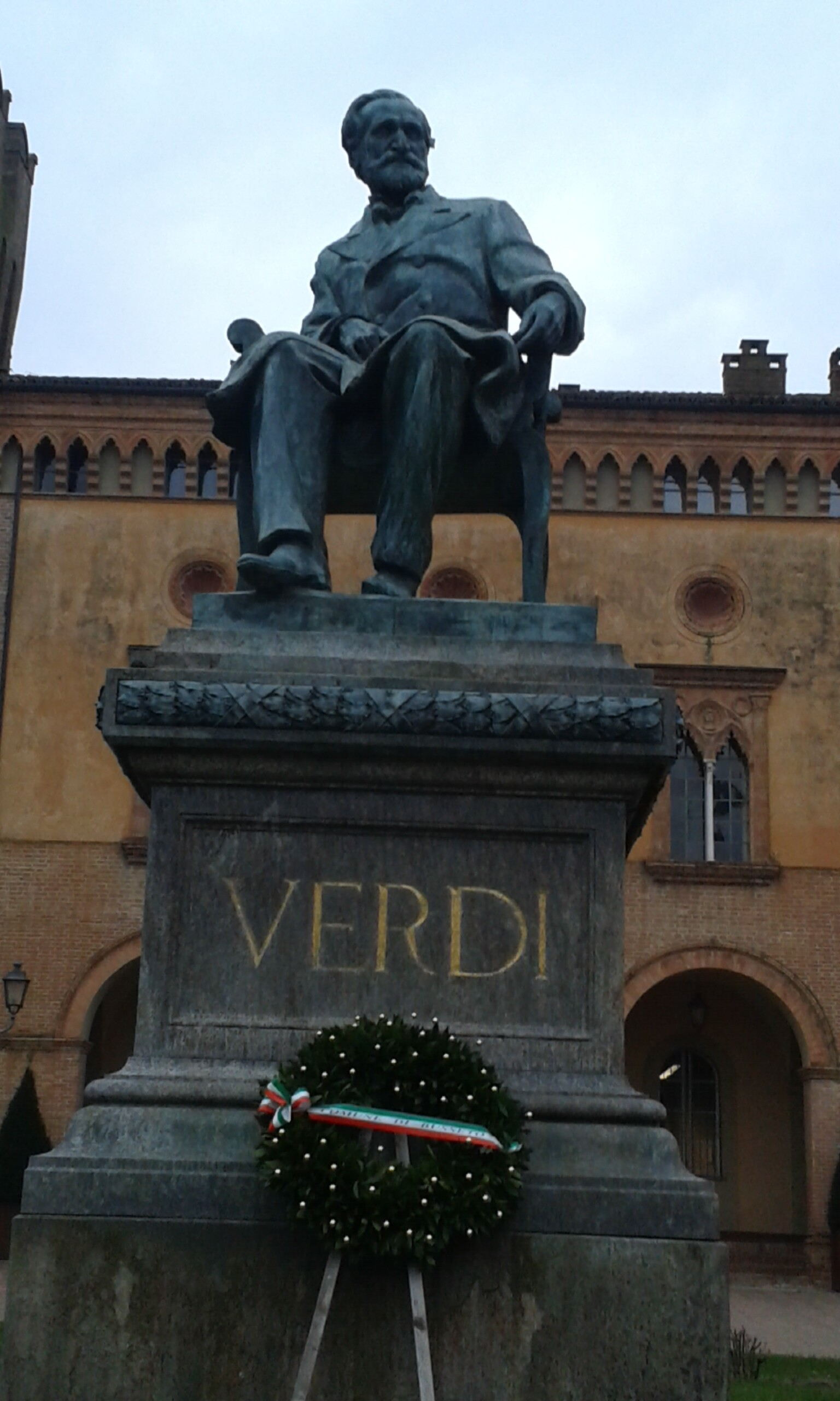25, 26 e 27 gennaio Tre giorni per commemorare il Maestro Verdi a Busseto