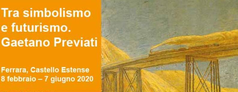 Tra simbolismo e futurismo. Gaetano Previati al Castello Estense