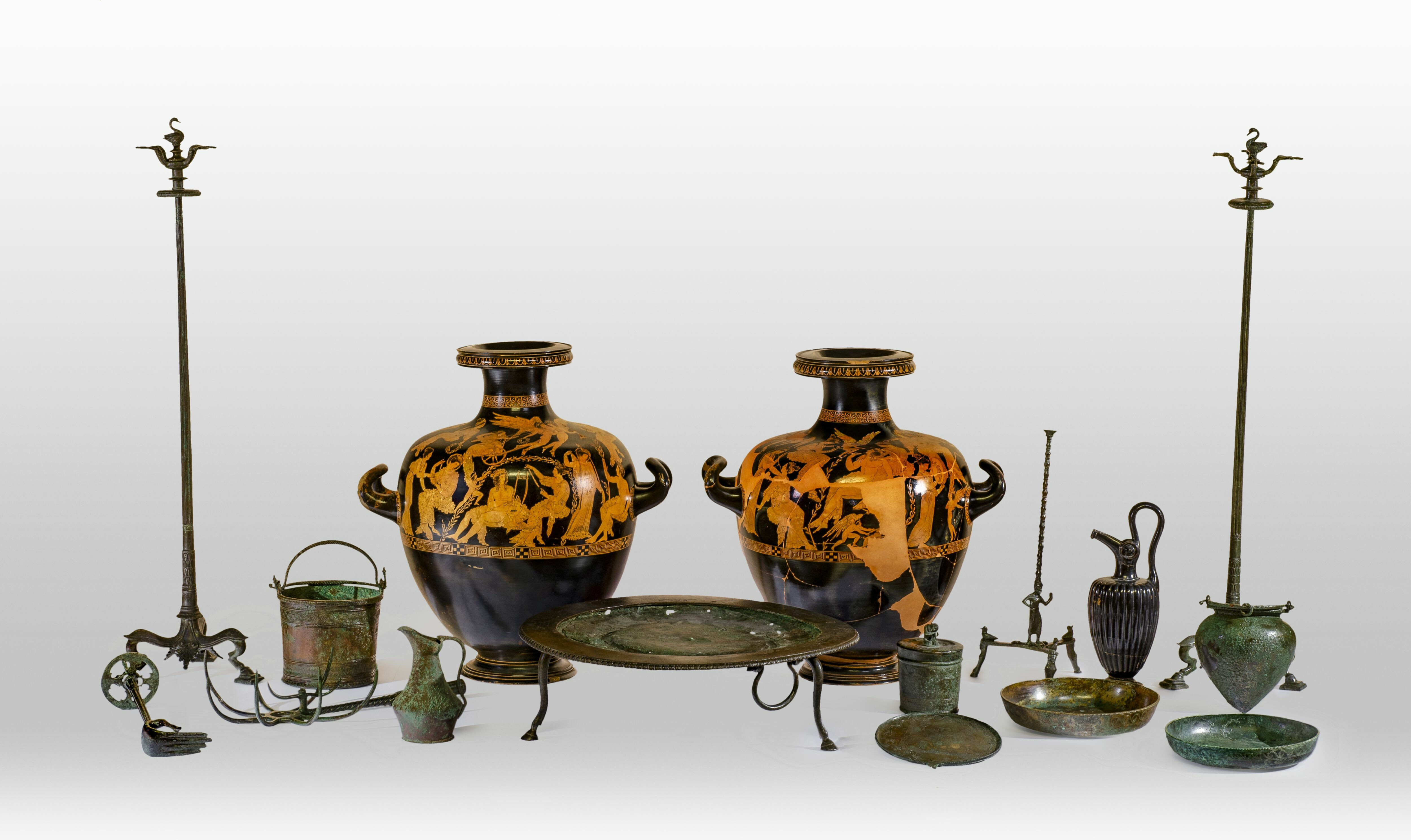 Etruschi. Viaggio nelle terre dei Rasna al Museo Civico Archeologico di Bologna