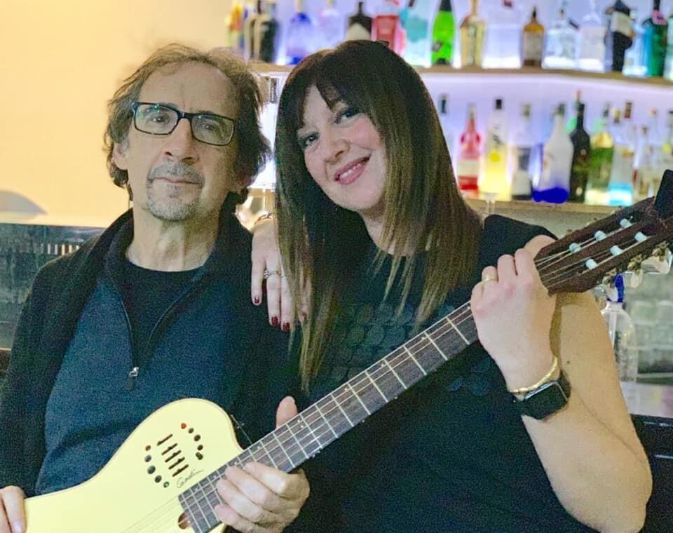 Letizia Brugnoli e Claudio Tuma live @ ALTRO JAZZY NIGHT