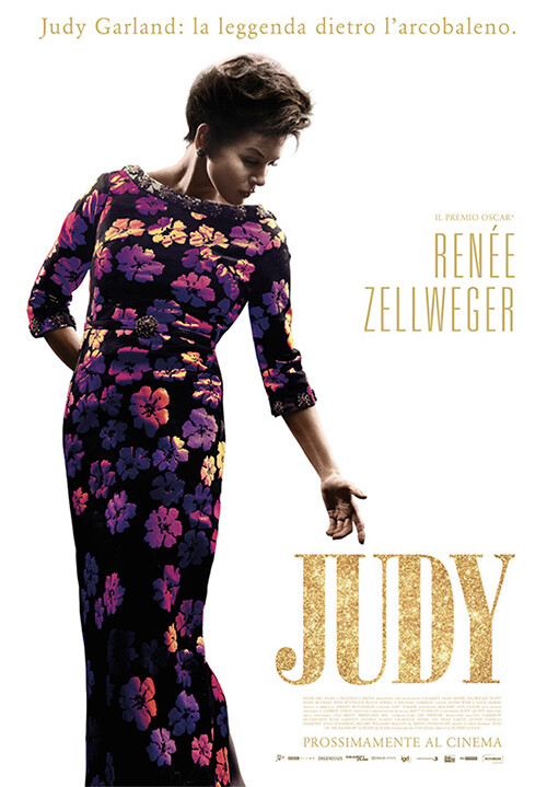 Judy  al Cinema D'Azeglio
