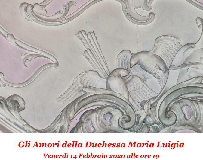 Gli amori della Duchessa Maria Luigia alla  Reggia di Colorno