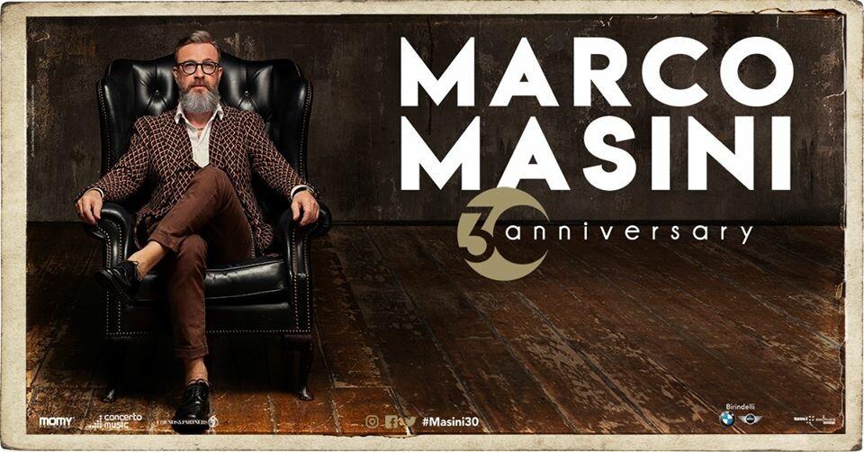 Marco Masini - Teatro Regio di Parma - 18 Maggio 2020